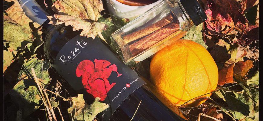 Oak Creek Mulled Wine