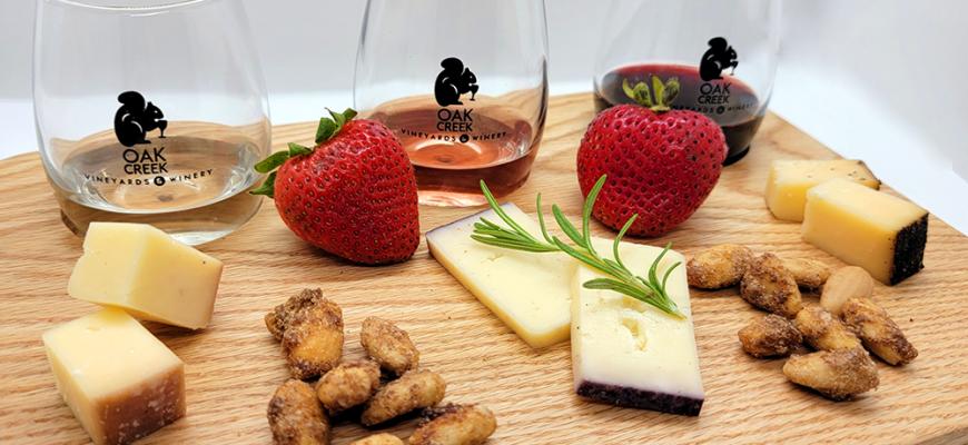 National Wine & Cheese Day Pairing